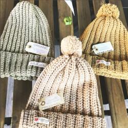 Handicrafts! Learn to crochet