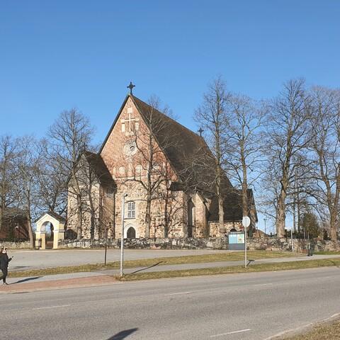 Maarian kirkon tanhuvilla