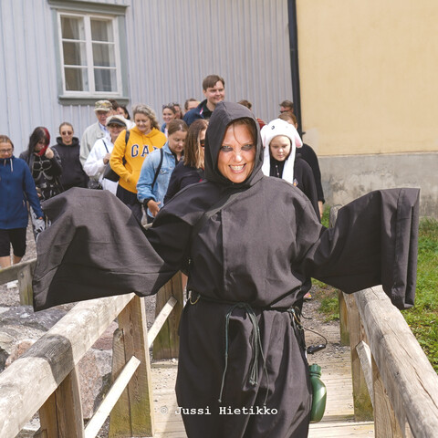 Old Rauma Ghost Tour
