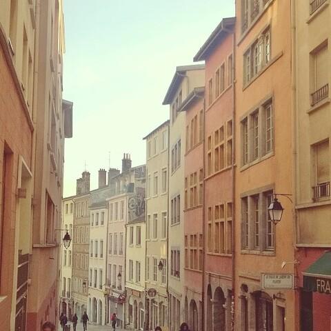 Lyon stairs challenge