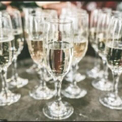 Wine tastings at the Officers' Club
