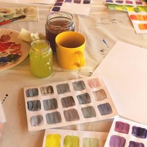 Art Workshop - Colours, Hämeenlinna