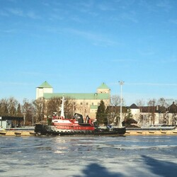 One morning in Turku