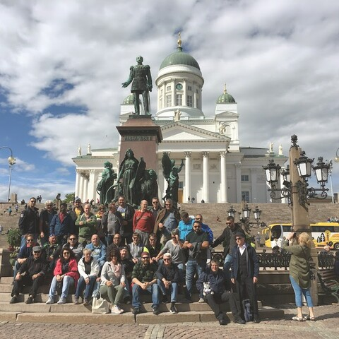 Virtual Helsinki with a professional local