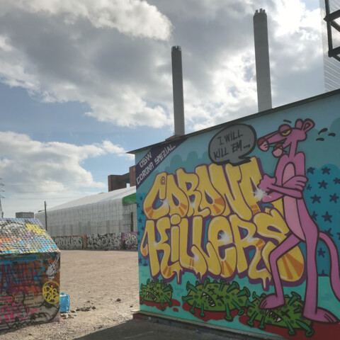 Street Art & Urban Helsinki virtual tour